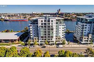 MLS # 17319838 : 1310 NW NAITO PKWY  UNIT 205A