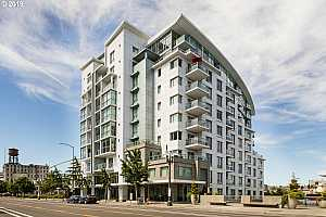MLS # 19613923 : 1310 NW NAITO PKWY  UNIT 605A