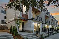 MISSISSIPPI COMMONS Townhomes For Sale